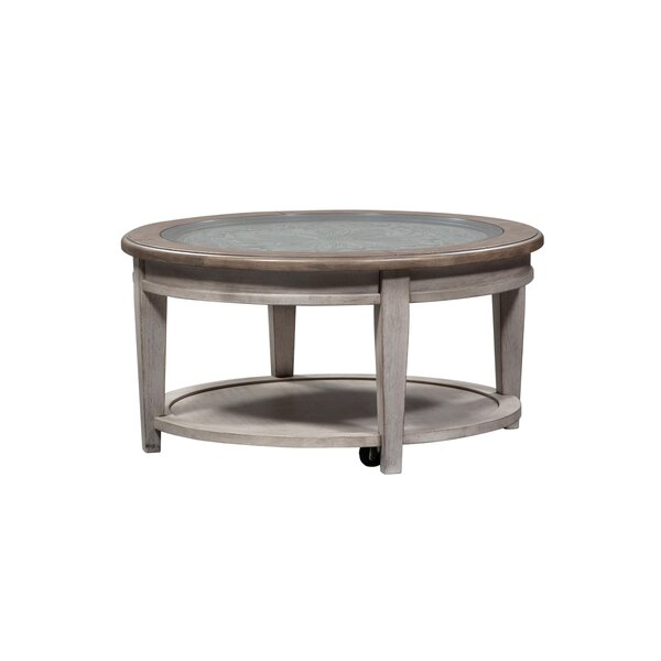 Goshen Coffee Table With Storage By Gracie Oaks