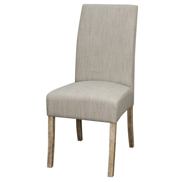 Bartram Upholstered Dining Chair (Set of 2) by Red Barrel Studio