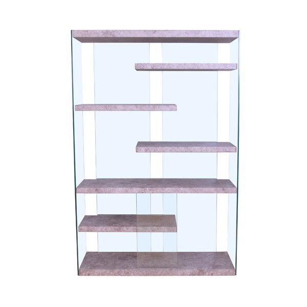 Said Standard Bookcase by Ebern Designs