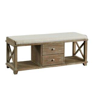 Flor Upholstered Storage Bench
