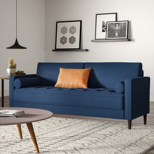 Modern Blue Sofas + Couches | AllModern