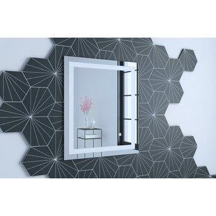 Purchase Illuminated LED Bathroom/Vanity Mirror ByBrayden Studio