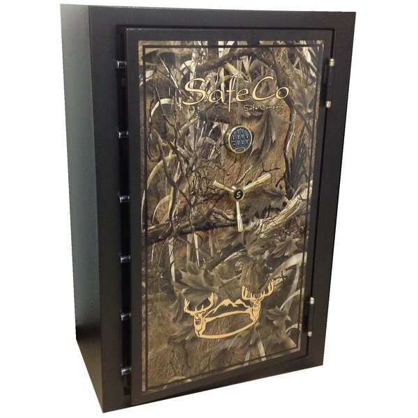 Camo Electronic Lock Commercial Gun Safe 18.8 CuFt by SafeCo