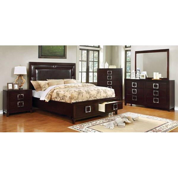 Lamontagne Platform Configurable Bedroom Set by Latitude Run