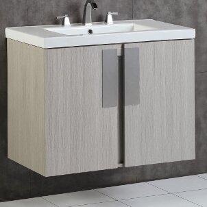 Affordable 30 Single Bathroom Vanity Set ByBellaterra Home