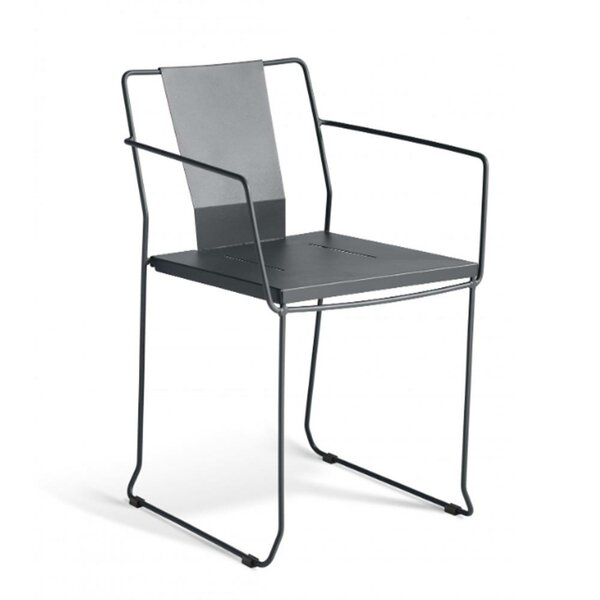 Palamos Stacking Patio Dining Chair by GAR