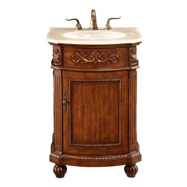 Ambudkar 24 Single Bathroom Vanity Set by Astoria Grand