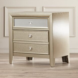 Reviews Gottfried 2 Drawer Nightstand By Willa Arlo Interiors