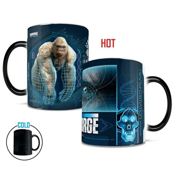 Rampage George Ceramic Coffee Mug by Morphing Mugs