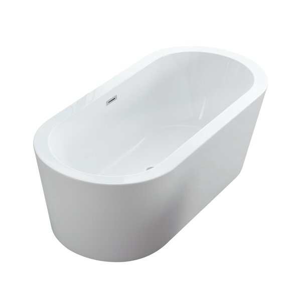 Dionysus Freestanding Soaking Bathtub by Eisen Home