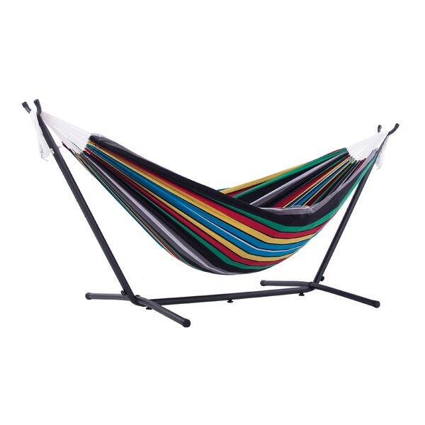 Wadebridge Double Metal Hammock Stand by Freeport Park Freeport Park
