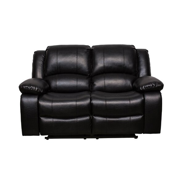 Herdon Reclining Loveseat by Latitude Run
