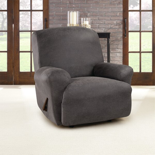Ultimate Stretch Box Cushion Recliner Slipcover by Sure Fit