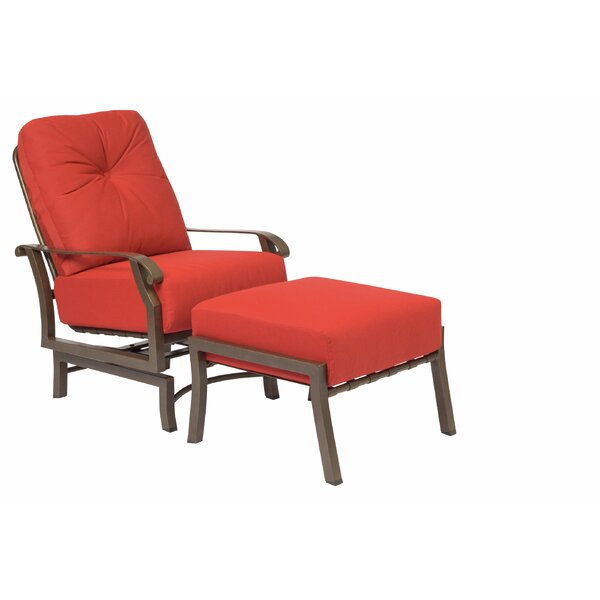 Cortland Spring Patio Chair by Woodard