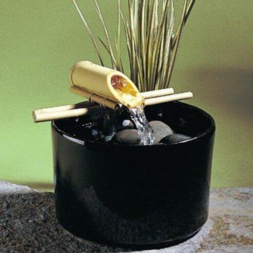 Ceramic Solo Small Water Fountain by Nayer Kazemi