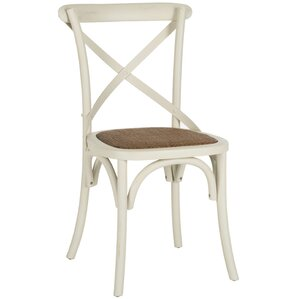 Delightful Essie Cross Back Side Chair (Set Of 2)