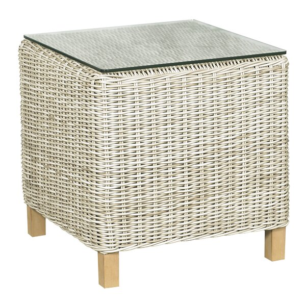 Eaglin Side Table by Highland Dunes