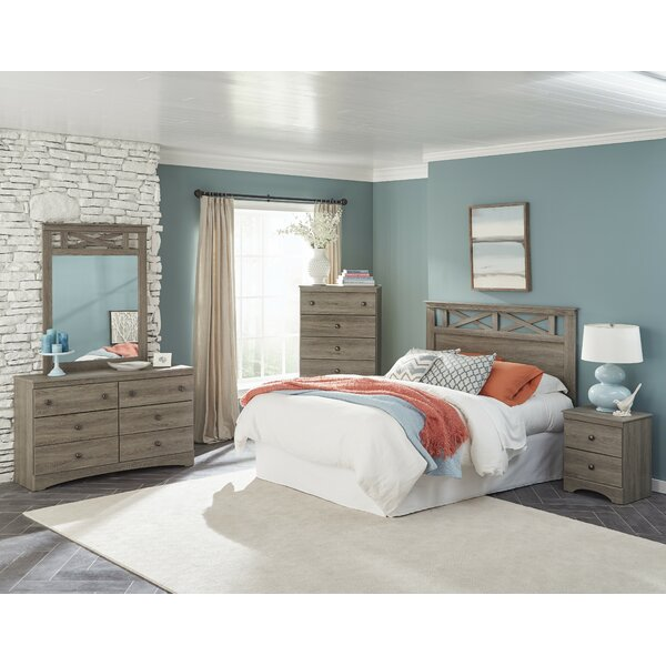 Carly Queen Platform 5 Piece Dresser Set By Gracie Oaks by Gracie Oaks Coupon