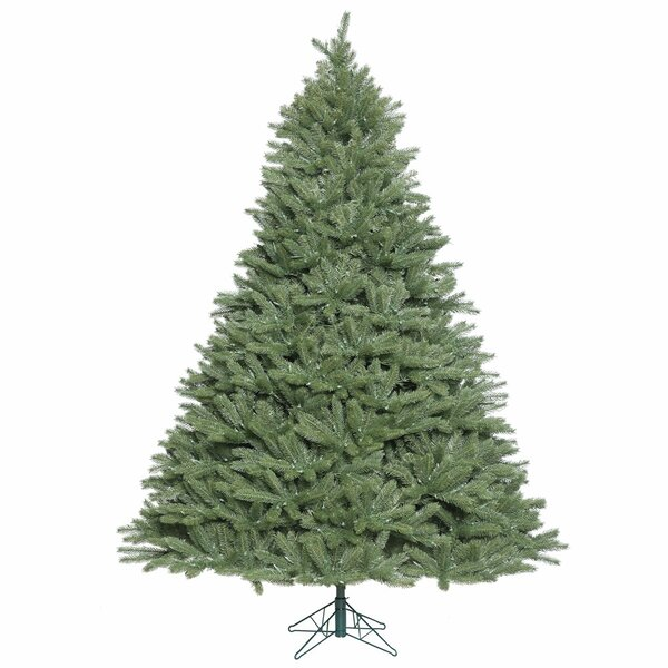 10' Spruce Artificial Christmas Tree Unlit By The Holiday Aisle by The Holiday Aisle