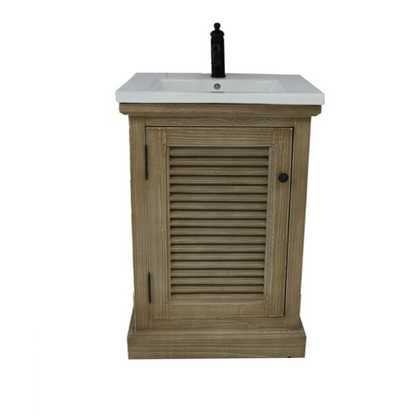 @ Royalston 24 Single Bathroom Vanity Set by Loon Peak| #$658.00!