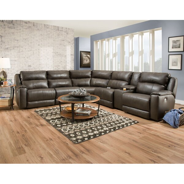 Dazzle Reclining Sectional by Southern Motion
