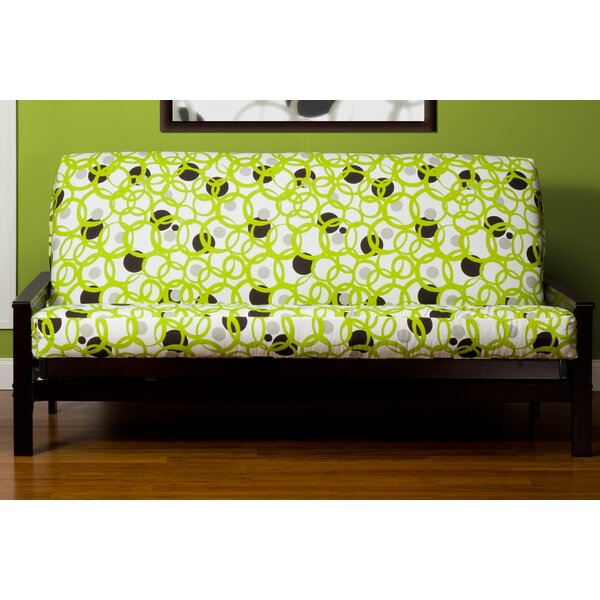 Arevalo Box Cushion Futon Slipcover by Latitude Run