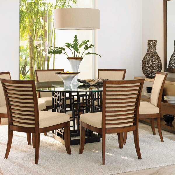 Ocean Club 7 Piece Dining Set by Tommy Bahama Home Tommy Bahama Home