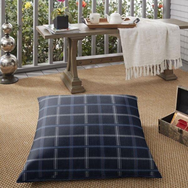 Kiki Indoor/Outdoor Floor Pillow by Williston Forge