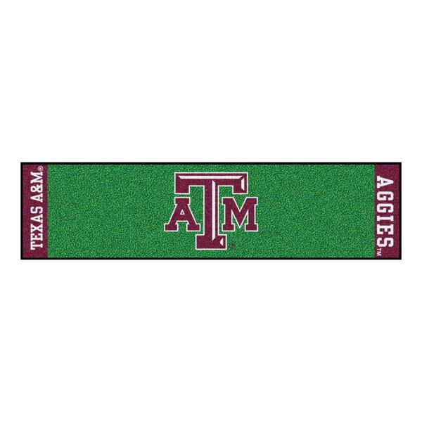 NCAA Texas A&M University Putting Green Doormat by FANMATS