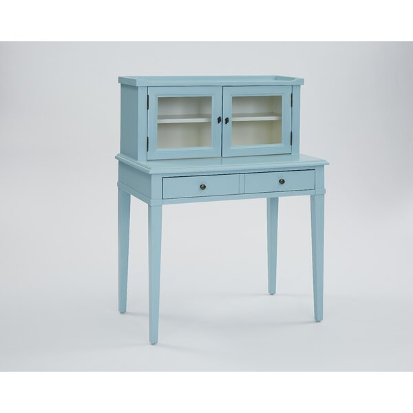 Gabilan Secretary Desk with Hutch by Ophelia & Co.