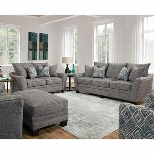 Joeseline Configurable Living Room Set by Red Barrel Studio®
