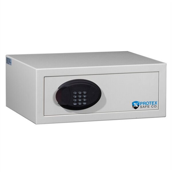 Hotel/Personal Laptop Safe box with Electronic Lock by Protex Safe Co.