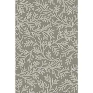 Grant Hand-Tufted Light Gray/Beige Area Rug ByDarby Home Co