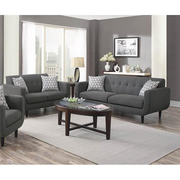 Avianna 2 Piece Living Room Set by Ivy Bronx