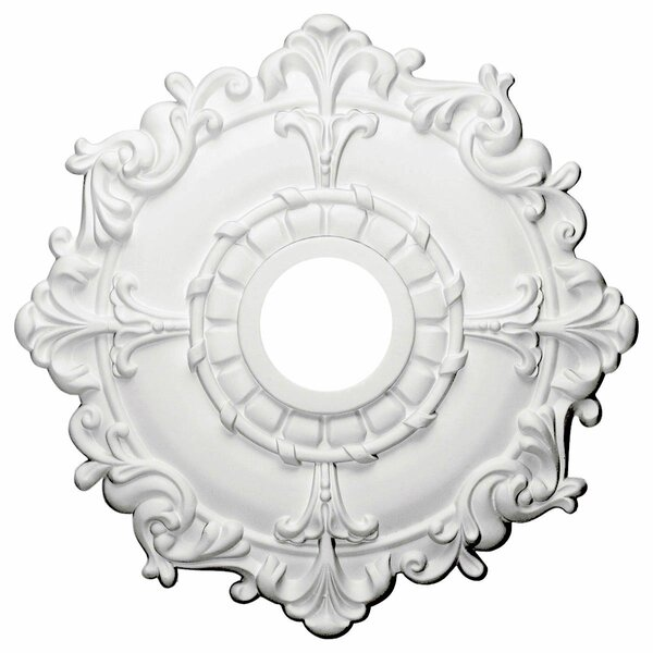 Riley 18H x 18W x 1 1/2D Ceiling Medallion by Ekena Millwork