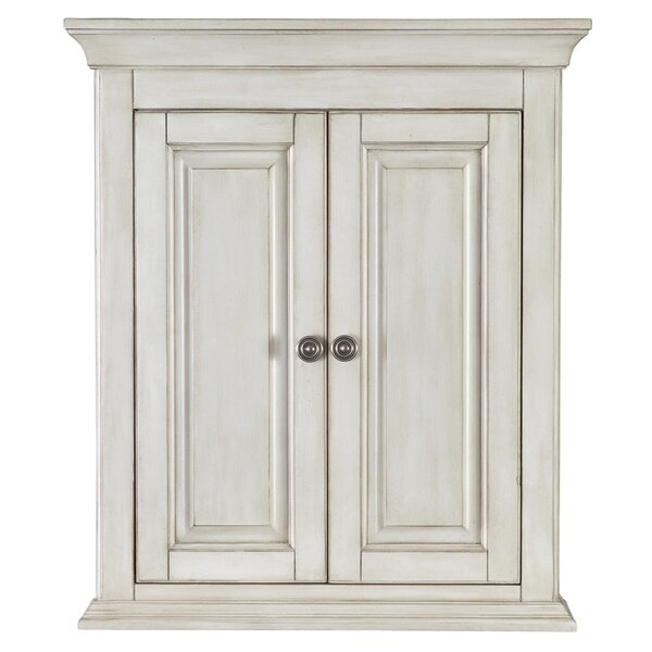 Angeville 24 W x 28 H Wall Mounted Cabinet by Lark Manor