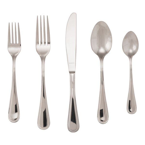Kia 20 Piece Flatware Set by Alcott Hill