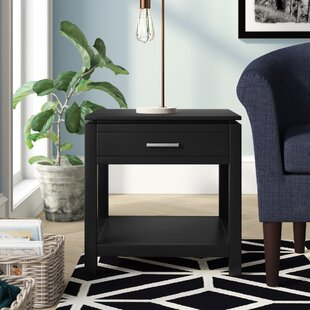 Affordable Price Delavan End Table With Storage ByZipcode Design