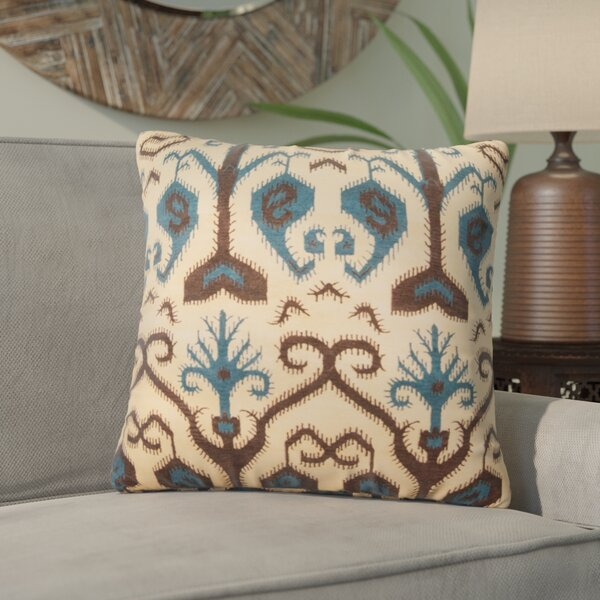 Crenshaw Throw Pillow by Bungalow Rose