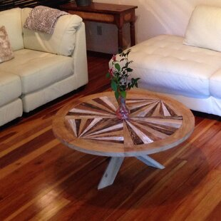 Recycled Teak Coffee Table Chic Teak