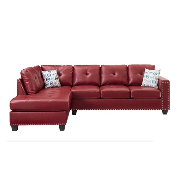 Merino Reversible Sectional with Ottoman by Latitude Run