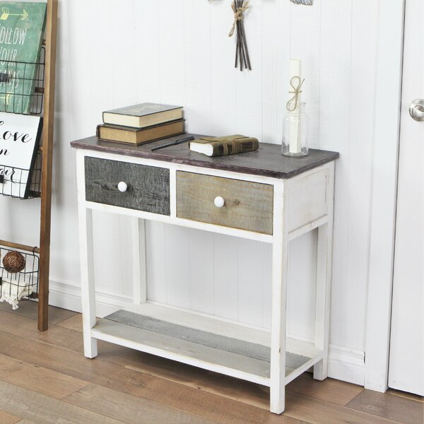 Kemah Console Table By Highland Dunes