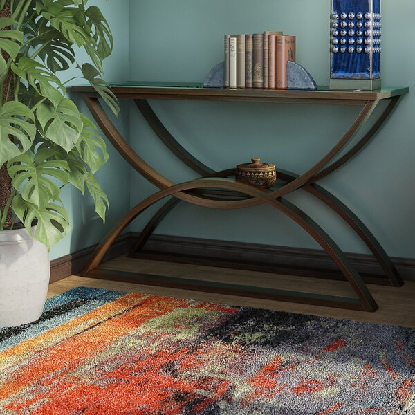 Kanice Console Table by World Menagerie