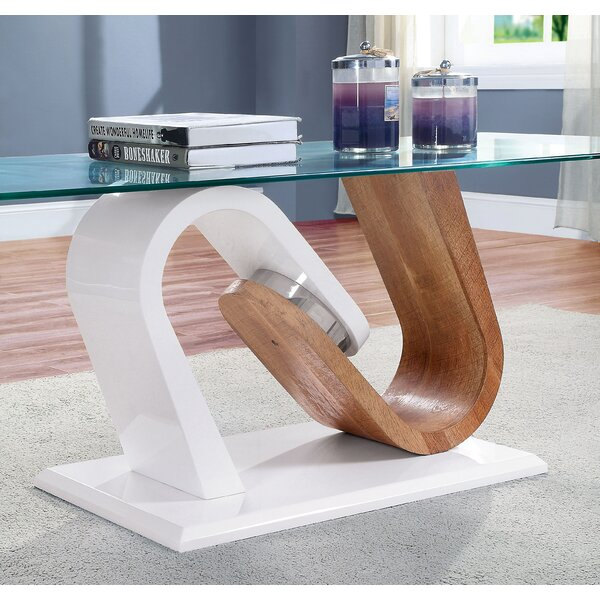 Tolzmann Coffee Table By Wrought Studio
