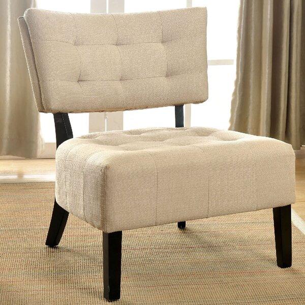 Seia Slipper Chair by A&J Homes Studio