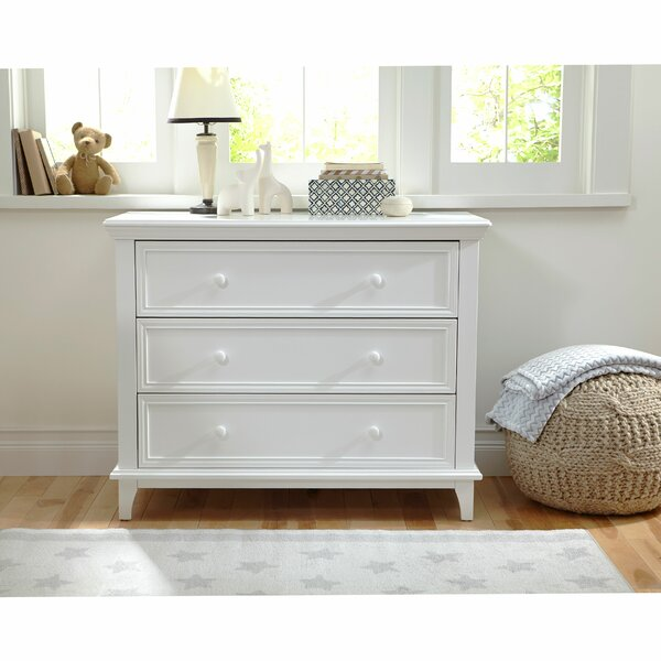 Kolcraft 3 Drawer Dresser by Kolcraft
