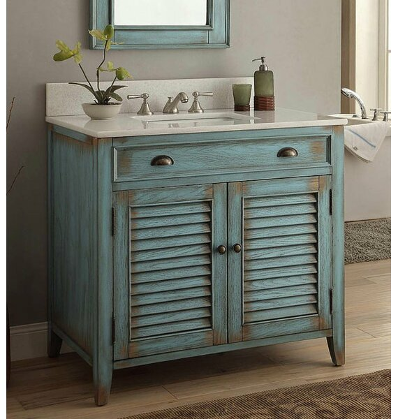 Gertrud 36 Single Bathroom Vanity Set by Highland Dunes