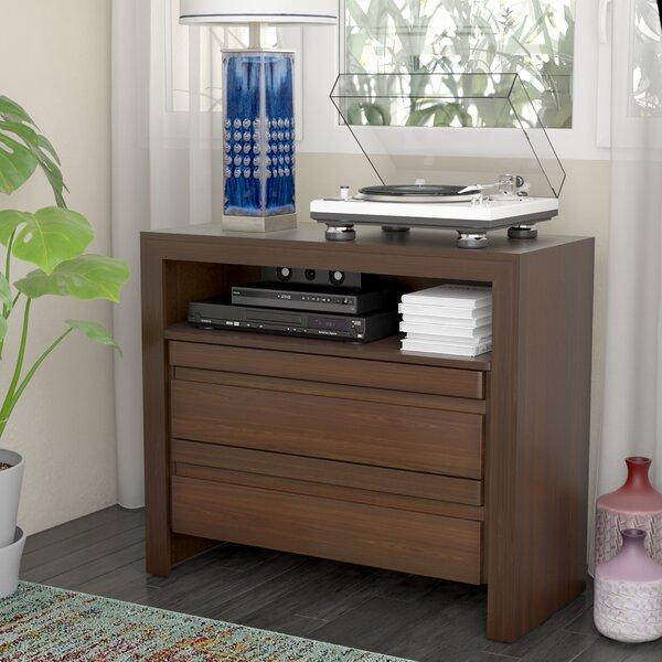 Fierro 42 TV Stand by World Menagerie