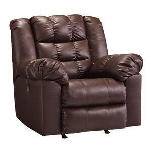 Brolayne DuraBlend Rocker Recliner by Signature Design by Ashley
