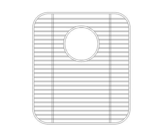 14.88 x 1 Sink Grid by Wells Sinkware